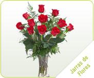 jarras-flores