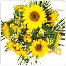 Bouquet Girassóis