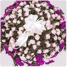 coroa de funeral