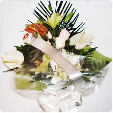 ramos de funeral