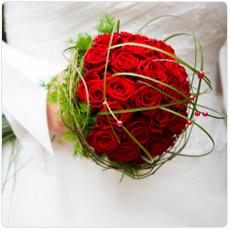 Bouquet Rosas Vermelhas Casamento