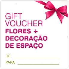 Post image for Gift Voucher Mesa de Natal ou Reveillon